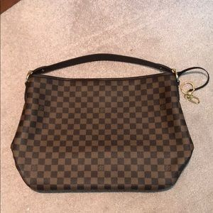 AUTHENTIC Louis Vuitton Pochette Delightful MM